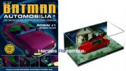 DC Batman Automobilia Collection #47 Robin #1 Car Eaglemoss